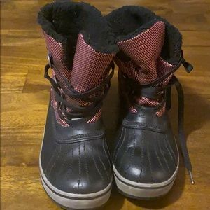 Sorry Winter Snow Waterproof Boots
